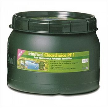 Clearchoice small pond bio filter pf 1 1200 gallon pond for Small pond filter