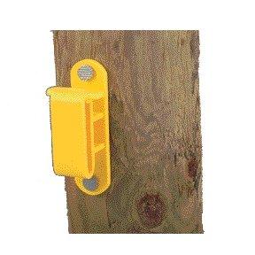 Wood Post Tape Insulator 25 pack