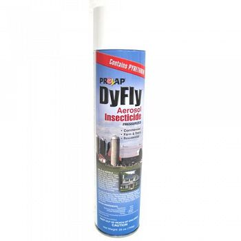 Prozap Dy-fly Dairy Aerosol 20 oz. (Case of 6)