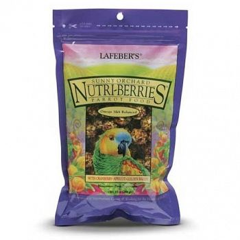 Sunny Orchard Nutri-Berries for Parrots