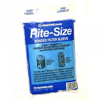 Filter Sleeve for 350 Magnum - 3 pk