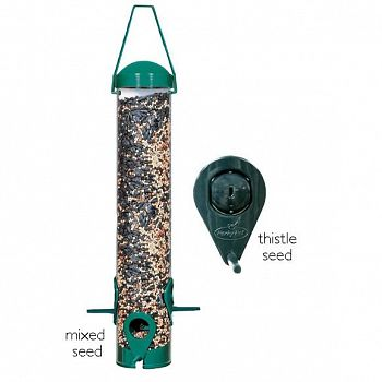 The Any Seed Tube Feeder - 2 lbs.
