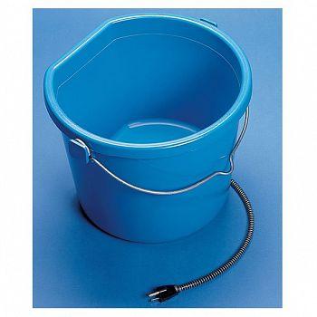 Heated Flatback Bucket - 20 qt - 5 GALLON