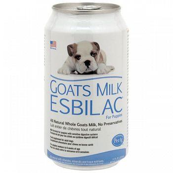 Pet Ag Goats Milk Esbilac Liquid Milk Replacer for Dogs 12.5 oz