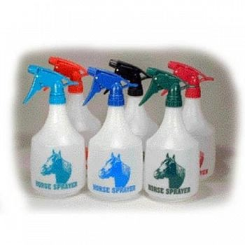 Horse Sprayer Neon Assorted 36 oz. (Case of 12)