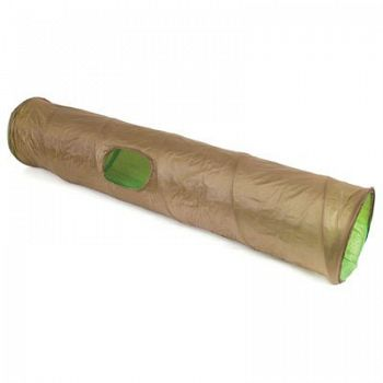 Nylon Fun Tunnel for Cats - 54 in.