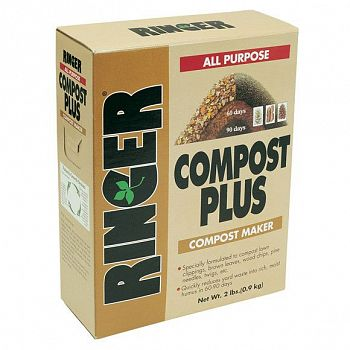 Ringer Brand Compost Plus - 2 lb. box