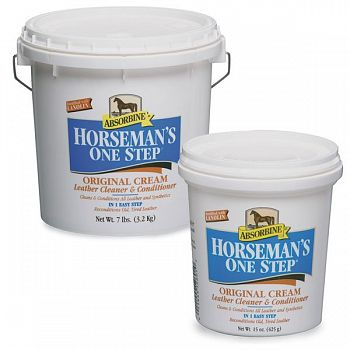 Horsemans Leather Cleaner