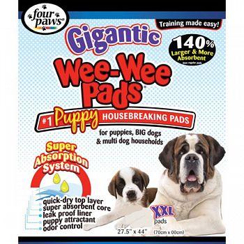 Gigantic Wee Wee Dog Pads - 18 ct.
