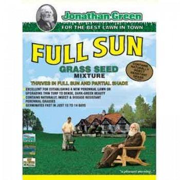Full Sun Grass Seed