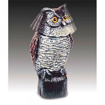 Garden Defense Wind-Action Owl