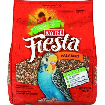 Fiesta Food Parakeet