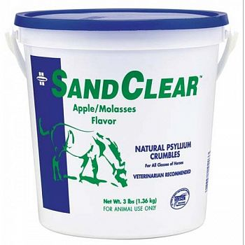 SandClear for Horses