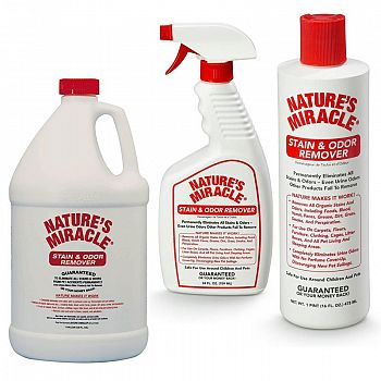 Natures Miracle Stain and Odor Removal