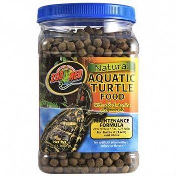 Aquatic Turtle Maintenance Food
