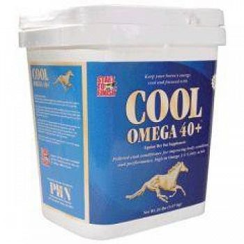 Start to Finish Cool Omega 40 Equine Coat Care