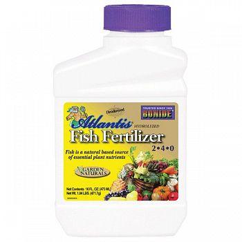 Atlantis Fish Emulsion 1 pt.