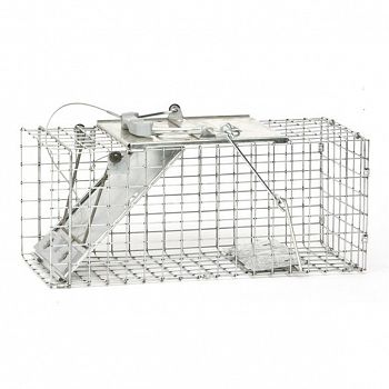 Havahart Easy Set Small Rabbit, Skunk & Squirrel Trap