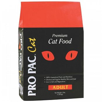 Pro Pac Adult Cat Food