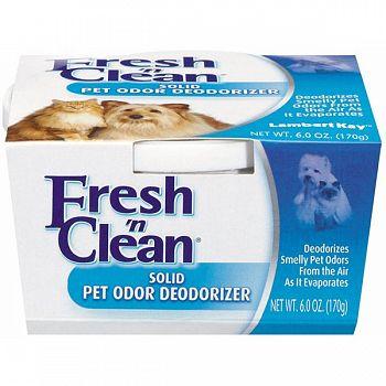 Fresh N Clean Solid Odor Absorber 6 oz.
