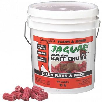 Jaguar Bait Chunk - 18 lb.