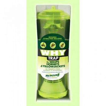 Why Reusable Trap for Wasps, Hornets and Yellow Jackets