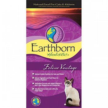 Earthborn Feline Vantage - 14 lbs