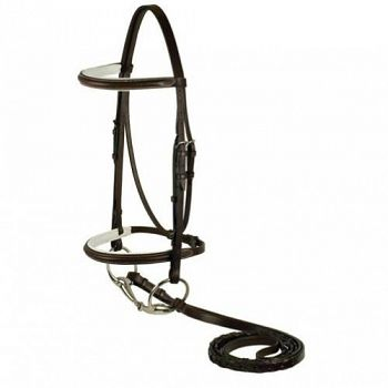 Raised Bridle with Pad