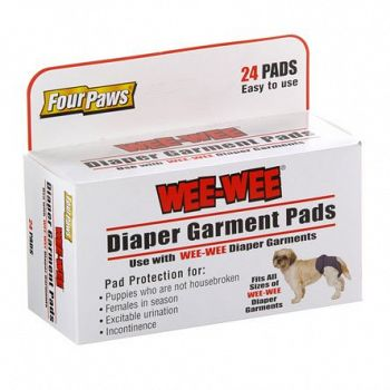 Wee-Wee Diaper Garment Pads