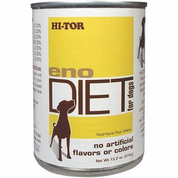 Hi-tor Eno-diet for Dogs (Case of 12)