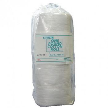 Cotton Roll for Wounds - 1 lb.
