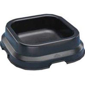 Square Low Livestock Feeder Pan 10 qts