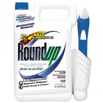 RoundUp Weed and Grass Killer 1.3 gal. ea. (Case of 4)