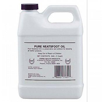 100 Percent Pure Neatsfoot Oil