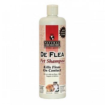 De Flea Pet Shampoo