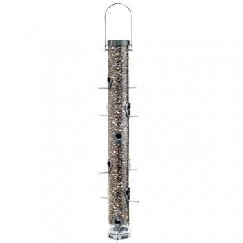 Executive Tube Bird Feeder