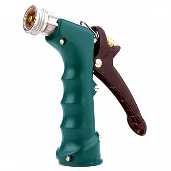 Insulated Pistol-Grip Nozzle for Hoses
