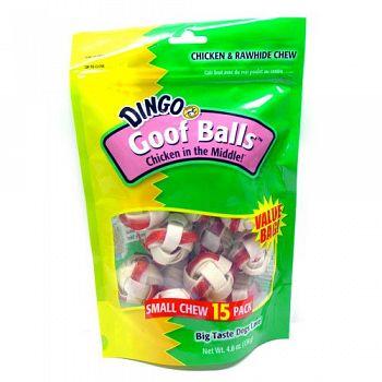 Dingo Small Goof Balls 15 pack