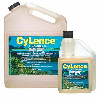 CyLence Pour-On Cattle Insecticide