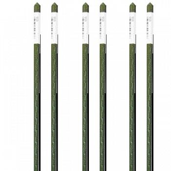 Sturdy Steel Green Stakes 3 ft. (Case of 20)