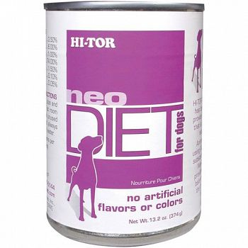 Hi-tor Neo-diet for Dogs 13.2 oz. ea. (Case of 12)