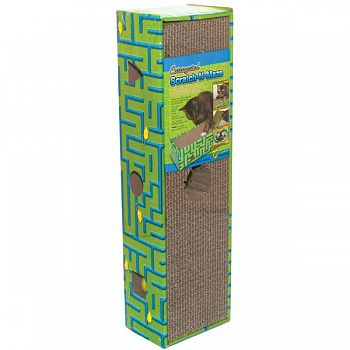 Scratch N Maze Cat Scratcher