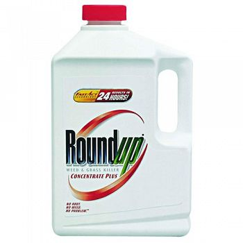 Round Up Weed Grass Killer Conc