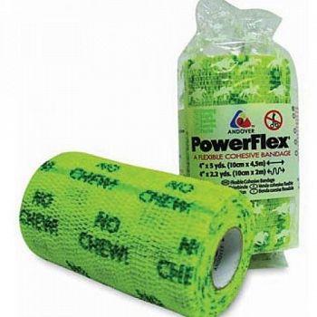 Powerflex No Chew Bandage - 4 in. (Case of 18)