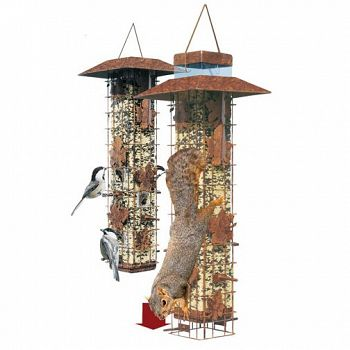 Squirrel Be Gone Feeder by Perky Pet