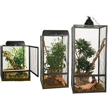 Reptibreeze Open Air Screen Cage