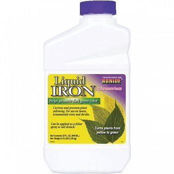 Liquid Iron Complex Conc. 32 oz.