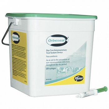 Orbeseal Teat Sealant Tubes 4 gm. ea. (Case of 144)