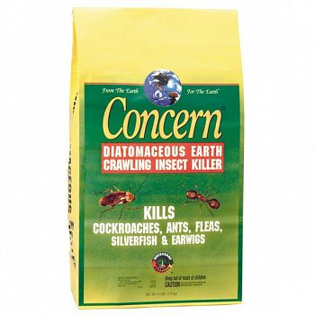 Buy Bulk Concern Diatomaceous Earth Crawling Insect Killer 4 Lb Case Of 8 Pest Control