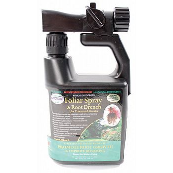 Foliar Spray & Root Drench for Trees and Shrumbs- 32 oz.
